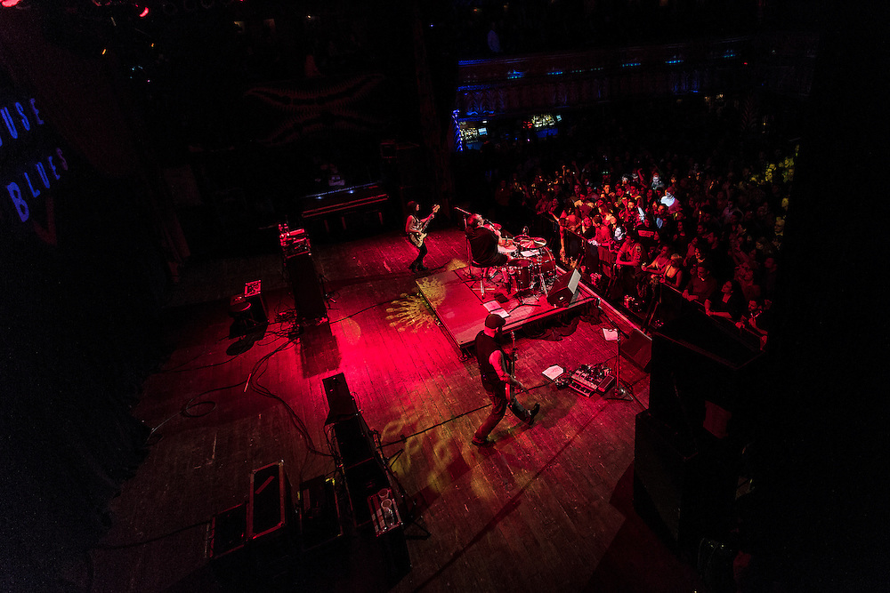 Cowboy Mouth at House of Blues Chicago