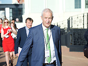 Labour Conference, Brighton, Great Britain <br /> 27th September 2015 <br /> <br /> Jon Snow <br /> news reader Channel 4 News <br /> <br /> <br /> Photograph by Elliott Franks <br /> Image licensed to Elliott Franks Photography Services