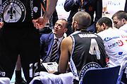 DESCRIZIONE : Final Six Coppa Italia A2 IG Cup RNB Rimini 2015 Finale FMC Ferentino - Tezenis Scaligera Verona<br /> GIOCATORE : Franco Gramenzi<br /> CATEGORIA : Allenatore Coach Time Out<br /> SQUADRA : FMC Ferentino<br /> EVENTO : Final Six Coppa Italia A2 IG Cup RNB Rimini 2015<br /> GARA : FMC Ferentino - Tezenis Scaligera Verona<br /> DATA : 08/03/2015<br /> SPORT : Pallacanestro <br /> AUTORE : Agenzia Ciamillo-Castoria/L.Canu