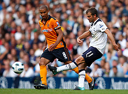 18.09.2010, White Hart Lane, London, ENG, PL, Tottenham Hotspur vs Wolverhampton Wanderers, im Bild Tottenham's Rafael van der Vaart.Barclays Premier League. EXPA Pictures © 2010, PhotoCredit: EXPA/ IPS/ Kieran Galvin +++++ ATTENTION - OUT OF ENGLAND/UK +++++ / SPORTIDA PHOTO AGENCY