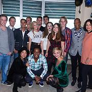 NLD/Amsterdam/20130918 - Reünie NCRV jeugdserie Spangas, Huidige cast 2013