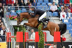 Kutscher Marco, (GER), Liberty Son 2<br /> Rolex Grand Prix, The Grand Prix of Aachen<br /> Weltfest des Pferdesports Aachen 2015<br /> © Hippo Foto - Dirk Caremans<br /> 31/05/15