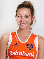 DEN HAAG - Ellen Hoog, Nederlands Team hockey dames.