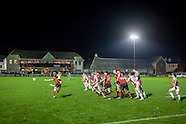 Rugby inder lights