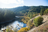 North Umpqua River near Glide, Oregon.