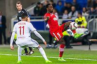 LYON - 23-02-2017, Olympique Lyon - AZ, Parc Olympique Lyonnais Stadion, 7-1,