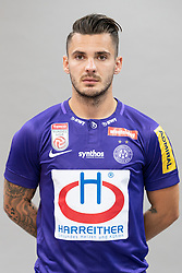 16.07.2019, Generali Arena, Wien, AUT, 1. FBL, FK Austria Wien, Fototermin, im Bild Christoph Martschinko // Christoph Martschinko during the official team and portrait photoshooting of tipico Bundesliga Club FK Austria Wien for the upcoming Season at the Generali Arena in Vienna, Austria on 2019/07/16. EXPA Pictures © 2019, PhotoCredit: EXPA/ Florian Schroetter