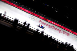 Slovakia's Katarina Simonakova in the Women's Luge Singles Run during day three of the PyeongChang 2018 Winter Olympic Games in South Korea. PRESS ASSOCIATION Photo. Picture date: Monday February 12, 2018. See PA story OLYMPICS Luge. Photo credit should read: David Davies/PA Wire. RESTRICTIONS: Editorial use only. No commercial use.