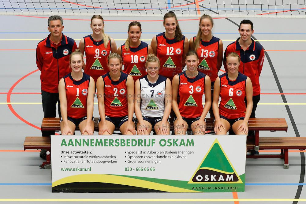 20160915 NED: Selectie Oskam Taurus 2016 - 2017, Houten<br />Team Oskam Taurus <br />©2016-FotoHoogendoorn.nl / Pim Waslander
