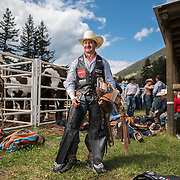 The 100th annual Falkland Stampede:
