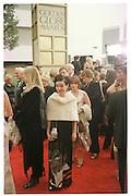Bjork. Golden Globes. Beverley Hilton. 21 January 2001. © Copyright Photograph by Dafydd Jones 66 Stockwell Park Rd. London SW9 0DA Tel 020 7733 0108 www.dafjones.com