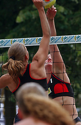 30-06-2000 NED: Beach Masters Tournooi, Apeldoorn<br /> Vera Koenen
