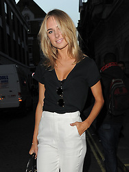 Kimberley Garner attends LFW s/s 2016: PPQ catwalk show at The Vinyl Factory during London Fashion Week. London, UK. 18/09/2015<br />
