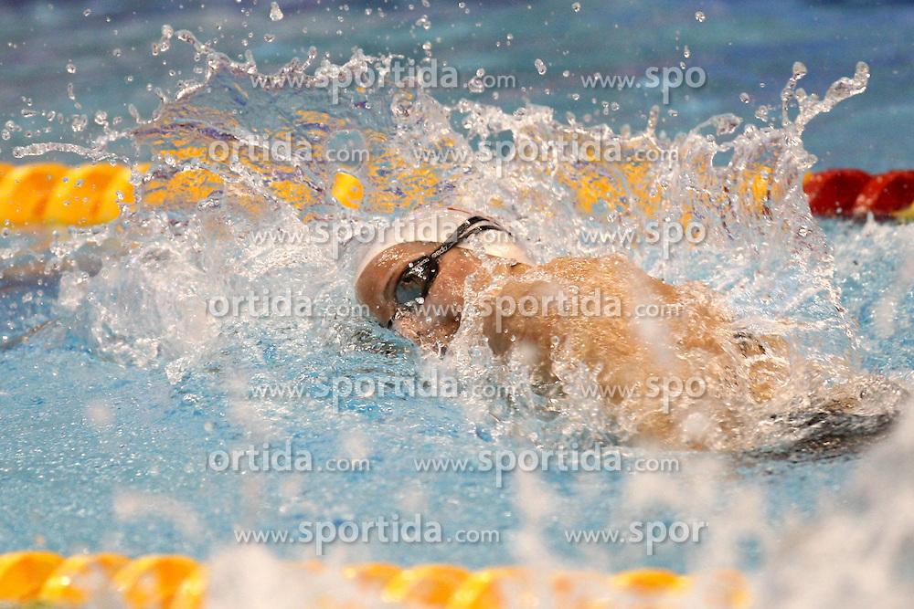 11.12.2011, Stettin, POL, Kurzbahn Schwimm EM, im Bild 200 M, DOWOLNY, FREESTYLE, MELANIE COSTA SCHMID (ESP) // during European Swimming Short Course Championships Szczecin, Poland on 2011/12/11. EXPA Pictures © 2011, PhotoCredit: EXPA/ Newspix/ Tomasz Jastrzebowski..***** ATTENTION - for AUT, SLO, CRO, SRB, SUI and SWE only *****