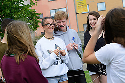 NCS EM1 - phase two - University of Hertfordshire<br /> <br /> Picture: Chris Vaughan Photography for NCS EM1<br /> Date: August 17, 2017