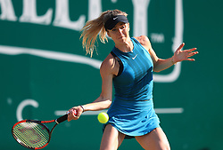 Ukraine's Elina Svitolina in action during her quarter final against Romania's Mihaela Buzarnescu during day five of the Nature Valley Classic at Edgbaston Priory, Birmingham.
