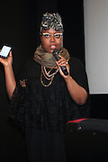 April 27, 2012- New York, NY : Aidah Muhammad, UrbanWorld Film Festival attends the New York Premiere of ' RESTLESS CITY ' presented by the African American Film Festival Releasing Movement (AFFRM) held at AMC 25 at 42nd Street on April 27, 20102 in New York City. An Official Sundance Film selection, and Directed by Andrew Dosunmu, RESTLESS CITY tells the story of a young man surviving on the fringes of New York City, where music is his passion, life is a hustle, and falling in love is his greatest risk. (Photo by Terrence Jennings).