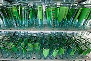 Patos de Minas_MG, 02 de Fevereiro de 2010..Historias - Cachaca Leblon..Na foto, as garrafas da bebida, importadas da Franca...Foto: LEO DRUMOND / NITRO