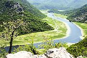 Crnojevic river, Montenegro
