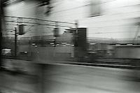 Oslo 20111104. En togstasjon utenfor Oslo.<br /> Foto: Svein Ove Ekornesv&aring;g