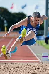 MARINOS Aristotelis, 2014 IPC European Athletics Championships, Swansea, Wales, United Kingdom
