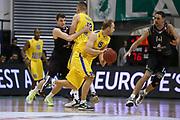 DESCRIZIONE : Siena Eurolega Eurolegue 2012-13 Montepaschi Siena Asseco Prokom Gdynia<br /> GIOCATORE : Lukasz Koszarek<br /> SQUADRA : Asseco Prokom Gdynia<br /> CATEGORIA : palleggio blocco<br /> EVENTO : Eurolega 2012-2013<br /> GARA : Montepaschi Siena Asseco Prokom Gdynia<br /> DATA : 13/12/2012<br /> SPORT : Pallacanestro<br /> AUTORE : Agenzia Ciamillo-Castoria/ElioCastoria<br /> Galleria : Eurolega 2012-2013<br /> Fotonotizia : Siena Eurolega Eurolegue 2012-13 Montepaschi Siena Asseco Prokom Gdynia<br /> Predefinita :