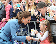 Blenheim-Royal Visit, Wreathlaying and walkabout