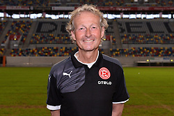 02.07.2015, Esprit Arena, Duesseldorf, GER, 2. FBL, Fortuna Duesseldorf, Fototermin, im Bild Physiotherapeut Bernd Restle ( Fortuna Duesseldorf / Portrait ) // during the official Team and Portrait Photoshoot of German 2nd Bundesliga Club Fortuna Duesseldorf at the Esprit Arena in Duesseldorf, Germany on 2015/07/02. EXPA Pictures &copy; 2015, PhotoCredit: EXPA/ Eibner-Pressefoto/ Thienel<br /> <br /> *****ATTENTION - OUT of GER*****