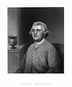 Josiah Wedgwood (1730-1795) English industrialist and potter.