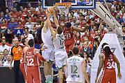 DESCRIZIONE : Milano Lega A 2013-14 EA7 Emporio Armani Milano vs Montepaschi Siena playoff Finale gara 7<br /> GIOCATORE : Nelson Spencer<br /> CATEGORIA : Rimbalzo<br /> SQUADRA : Montepaschi Siena<br /> EVENTO : Finale gara 7 playoff<br /> GARA : EA7 Emporio Armani Milano vs Montepaschi Siena playoff Finale gara 7<br /> DATA : 27/06/2014<br /> SPORT : Pallacanestro <br /> AUTORE : Agenzia Ciamillo-Castoria/I.Mancini<br /> Galleria : Lega Basket A 2013-2014  <br /> Fotonotizia : Milano<br /> Lega A 2013-14 EA7 Emporio Armani Milano vs Montepaschi Siena playoff Finale gara 7<br /> Predefinita :