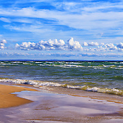 """The Clouds Go Marching"" 2<br />