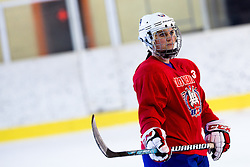 Nina Loncar - Ninja at practice of Slovenian Women National Ice Hockey Team for World Championship Division II Group B in Iceland on March 20, 2014 in Ledna dvorana, Bled, Slovenia. Photo by Matic Klansek Velej / Sportida