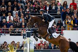 Bruynseels Niels, BEL, Jenson van't Meulenhof<br /> Jumping International de La Baule 2019<br /> © Dirk Caremans<br /> Bruynseels Niels, BEL, Jenson van't Meulenhof