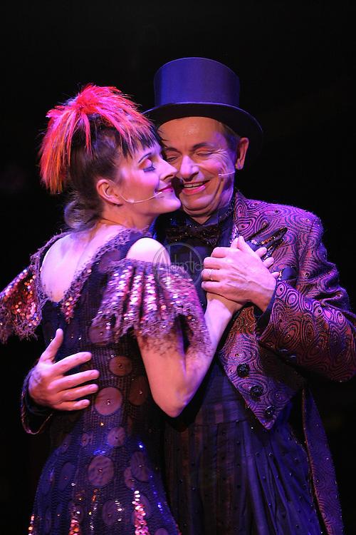 Teatro ZinZanni's production of Hail Caesar: Forbidden Oasis