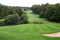 SAINT OMER (France) - Green Hole 11 en Fairway 12 . AA Saint-Omer Golf Club. Copyright Koen Suyk