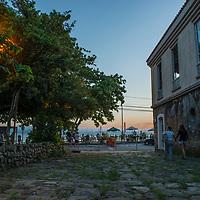 Praça Roldão da Rocha Pires, Santo Antonio de Lisboa, Florianópolis, Santa Catarina, foto de Ze Paiva - Vista Imagens