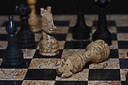 A fallen King