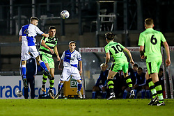 Tom Mehew of Bristol Rovers U18 - Rogan/JMP - 02/11/2017 - FOOTBALL - Memorial Stadium - Bristol, England - Bristol Rovers U18 v Forest Green Rovers U18 - FA Youth Cup 1st Round.
