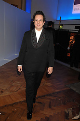 DETMAR BLOW at the British Fashion Awards 2007 held at the Royal Horticultural Halls, Vincent Square, London on 28th November 2007.<br />