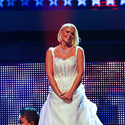 NLD/Hilversum/20100910 - Finale Holland's got Talent 2010, Angelique van Akkeren