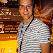 NLD/Amsterdam/20100701 - Presentatie nieuwe Samsung telefoon Galaxy S, Wesley Klein