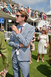 OTIS FERRY at the 2014 Glorious Goodwood Racing Festival at Goodwood racecourse, West Sussex on 31st July 2014.