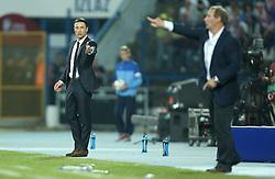 13.10.2014, Stadion Gradski vrt, Osijek, CRO, UEFA Euro Qualifikation, Kroatien vs Aserbaidschan, Gruppe H, im Bild Niko Kovac // during the UEFA EURO 2016 Qualifier group H match between Croatia and Azerbaijan at the Stadion Gradski vrt in Osijek, Croatia on 2014/10/13. EXPA Pictures © 2014, PhotoCredit: EXPA/ Pixsell/ Igor Kralj<br /> <br /> *****ATTENTION - for AUT, SLO, SUI, SWE, ITA, FRA only*****