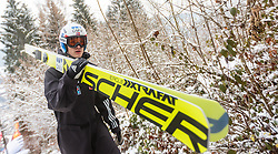05.01.2016, Paul Ausserleitner Schanze, Bischofshofen, AUT, FIS Weltcup Ski Sprung, Vierschanzentournee, Training, im Bild Daniel Andre Tande (NOR) // Daniel Andre Tande of Norway before his Practice Jump for the Four Hills Tournament of FIS Ski Jumping World Cup at the Paul Ausserleitner Schanze, Bischofshofen, Austria on 2016/01/05. EXPA Pictures © 2016, PhotoCredit: EXPA/ JFK