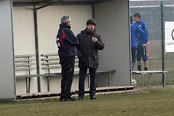 ALLENAMENTO SPAL 24-01-2012: SALVATORI E GESSI PARLANO
