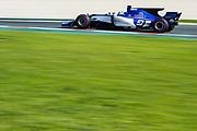 March 7-10, 2017: Circuit de Catalunya. Marcus Ericsson, Sauber F1 Team, C36