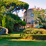 Amalfi Coast, Ravello, the famous Villa Cimbrone Park