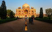 Humayun's Tomb, Delhi, India.