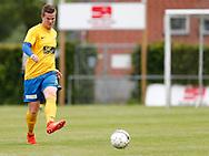 FODBOLD: Thomas Amby (Ølstykke FC) under kampen i Serie 1 mellem Ølstykke FC og Brede IF den 3. juni 2017 på Ølstykke Stadion. Foto: Claus Birch