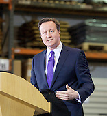 David Cameron 22nd April 2015